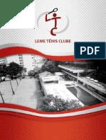 Informativo Leme Tênis Clube Agosto/Setembro 2013