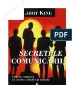 Larry King Secretele Comunicarii