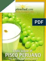 Todo Sobre El Pisco Peruano