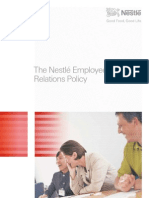 Employee Relations Policy En