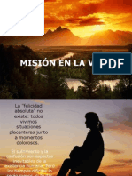Mision en La Vida