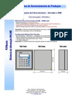 Especificações de Infra-Estrutura PCPMaster (Wirelles)