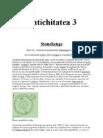 ISTORIA OMENIRII-Antichitatea 3