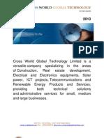 Cross World Global Technology Limited/CWGTL Profile