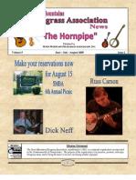 June July August Newsletter 2009