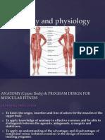 Anatomy & Program Design