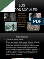 Los Pecados Sociales