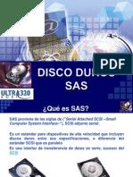 Disco Duro Sas