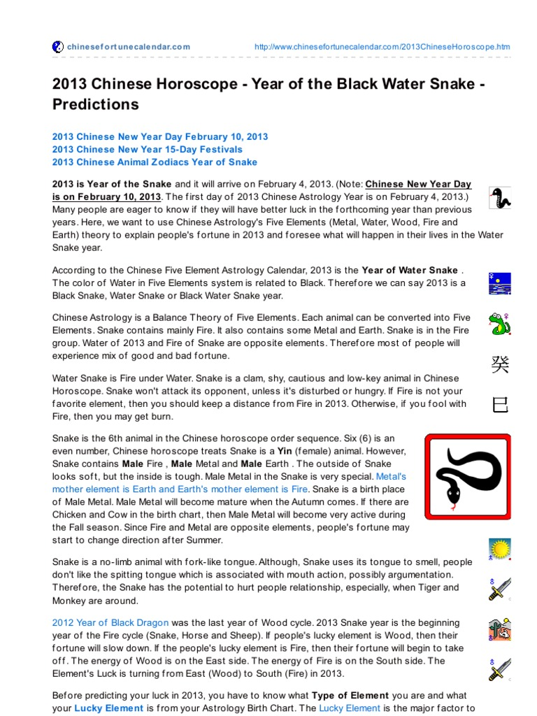 Chinesefortunecalendar 2013 chinese horoscope year of the chinesefortunecalendar 2013 chinese horoscope year of the black water snake predictions chinese zodiac horoscope nvjuhfo Image collections