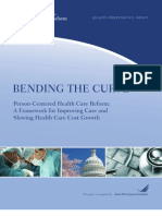 Brookings Person-Centered Health Care Reform