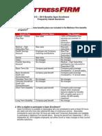 Open Enrollment FAQs 2013 - 2014 FINAL