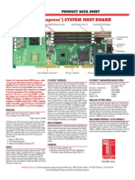 SLI | PICMG 1.3 | Single Board Computer designed by Trenton Technology