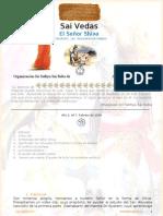 Saivedas 7 El Senor Shiva