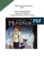 Songbook Para Piano (Mononoke)