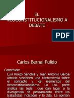 Neo Constitucion Al is Mo