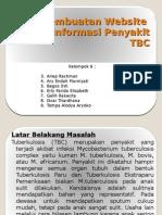 Sistem Informasi Penyakit Tbc