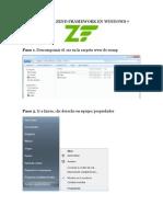 Instalar Zend Framework