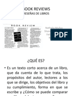 EXPOSICIÓN BOOK REVIEWS