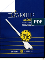 GE 1953 Lamp Catalog