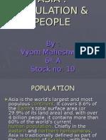 My Geography Presentation