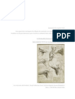 13-08-22 Anatomía de un genio total. Leonardo Da Vinci