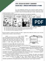 P_EE JORNALISTA  CECILIA DE GODOY  CAMARGO_REFORÇO_LINGUA PORTUGUESA_SEMANA 1 e 2