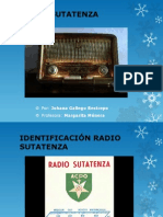 Radio Sutatenza 1
