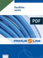 PrimusLine Prospekt Spanisch Web