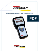 Manual OBDMap Reset IAW 1G7