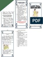 2. Leaflet Tanda Bahaya Nifas Alfi