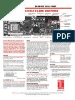 MX8   PICMG 1.0   Single Board Computer designed by Trenton Technology