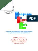 2013 Pre-Conference Book