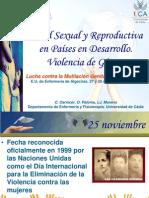 PONENCIA Salud Reproductiva Violencia Genero