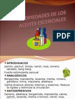 des de Los Aceites Escenciales 2003-2007