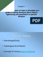 Ethics Chapt1