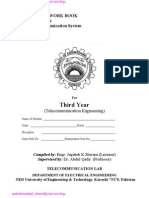 Communication System(TC)