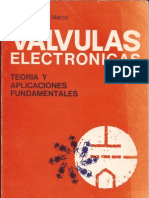 Valvulas Electrónicas-Adolfo Di Marco