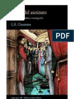 El Arte Del Asesinato - G K Chesterton