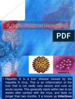 A Case Study on Hepatitis A