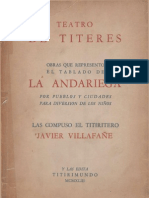 Titirimundo - Javier Villafañe