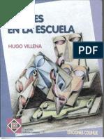 Titeres en La Escuela - Hugo Villena