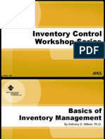 Basics of Inventory Management