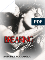 Breaking Elle - Candela, Antoinette