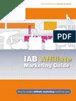 IAB Affiliate Handbook
