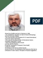 Ahmad Von Denffer
