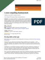 Fundamentals Cloudcomputing