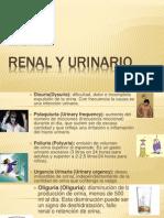 Renal y Urinario