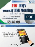 101st HSJV Weekly Meeting Rev 11