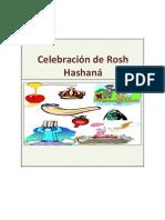 Celebracion de Rosh Hashana