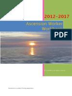Ascension Worker Workbook by Inelia Benz